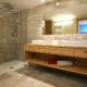 Wohlfühl Badezimmer im App Alpenlodge