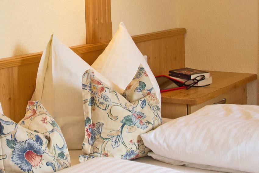 Appartement Pircher-Maes in Telfes im Stubaital - Gemütliches Schlafzimmer