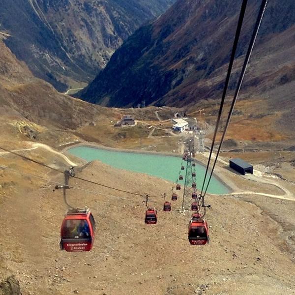 Appartement Tirol - Seilbahn am Stubaier Gletscher