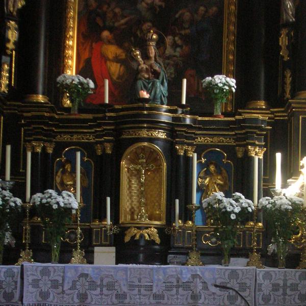 Appartement Tirol - Altar im Kloster Maria Waldrast