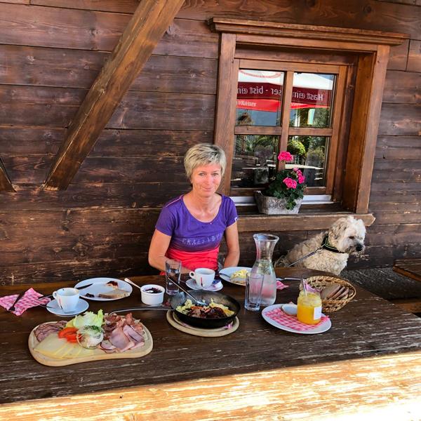 Appartement Tirol - Tiroler Köstlichkeiten immer ein Genuss.