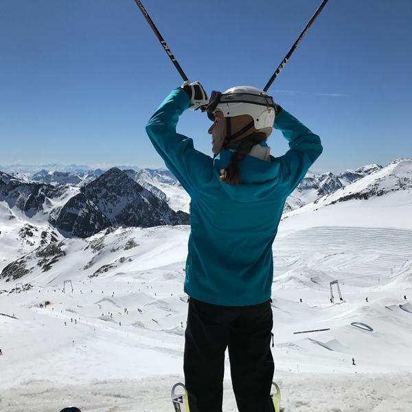 Appartement Stubaital - Schifahren am Stubaier Gletscher