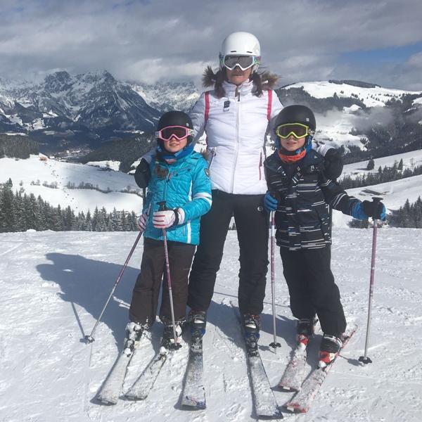 Appartement Stubaital - Familienfreundliches Tal - Kinder bis 10 Jahre frei an den Skiliften