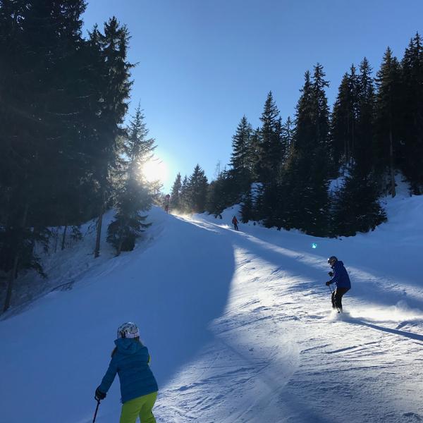 Appartement Pircher-Maes - Vier Skigebiete rund im unser Ferienhaus