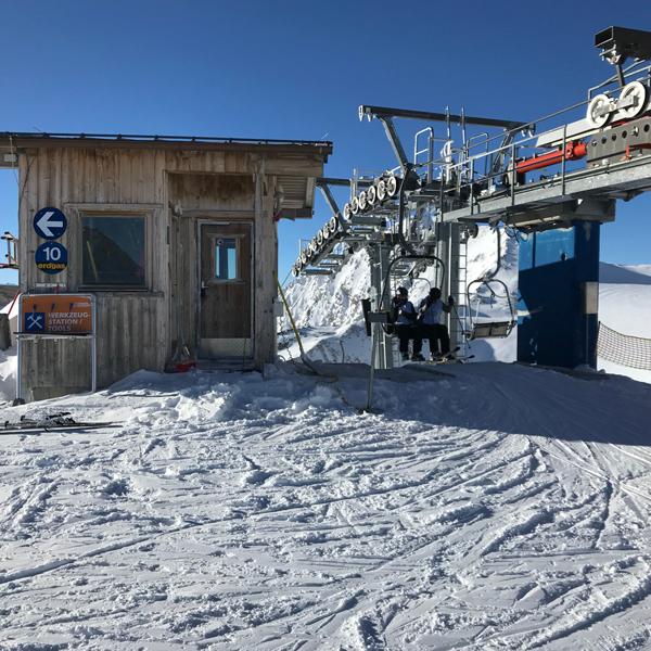 Appartement Pircher-Maes - Stubaier Gletscher immer ein Erlebnis