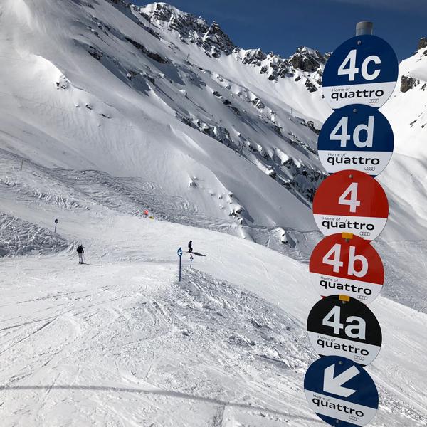 Appartement Pircher-Maes - Große Auswahl an Pisten im Skigebiet Schlick2000