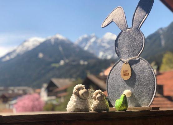 Wir wünschen Frohe Ostern.
