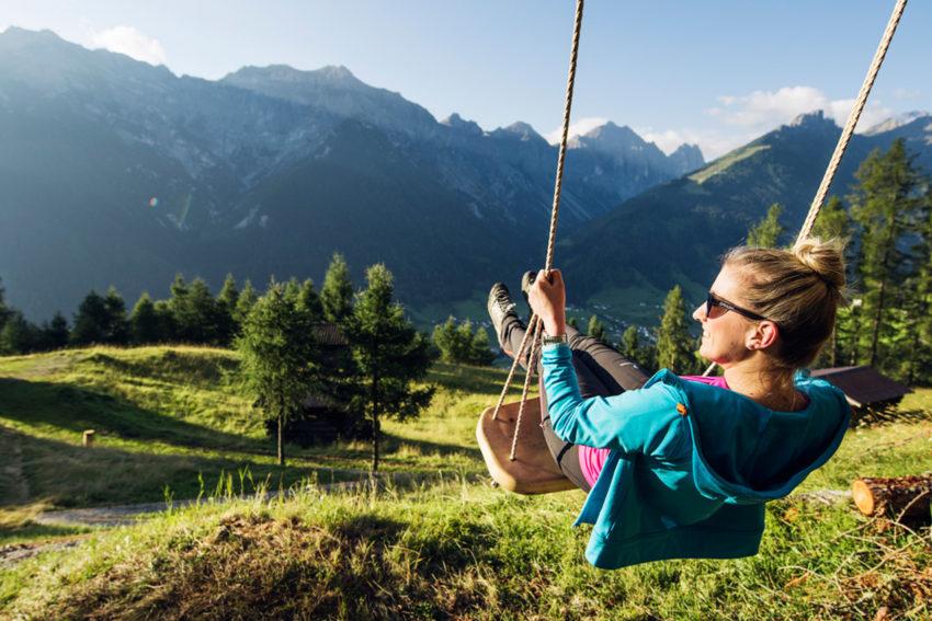 Stubaital Wandern in der Natur