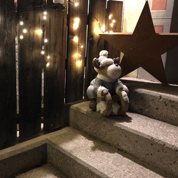 Appartement Pircher-Maes - Weihnachtszeit bei uns im Stubai
