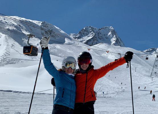 Appartement Pircher-Maes - Sonnenskilauf am Stubaier Gletscher