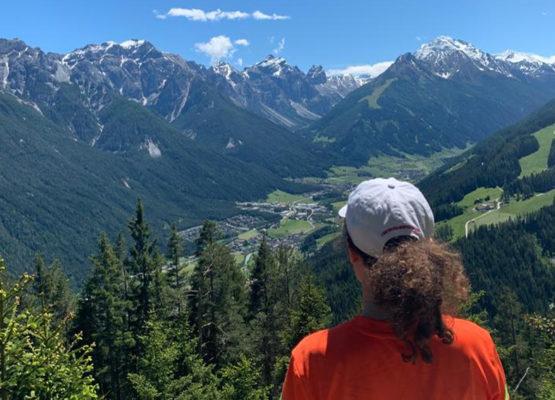 Wanderung zur Pfarrachalm
